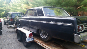 New price!!! 1965 FORD FAIRLANE 2door sports coupe