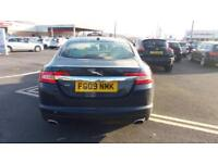 2009 09 JAGUAR XF 3.0 TD V6 AUTOMATIC PREMIUM LUXURY.FULL JAG SH.AMAZING VALUE .