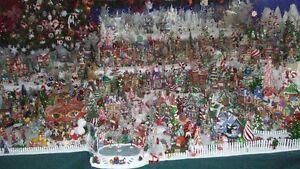 Magnifique village du Père Noël