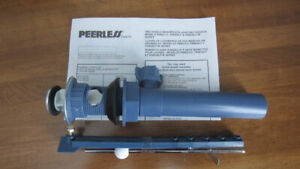 PEERLESS POP-UP DRAIN ASSEMBLY