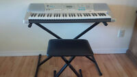 Casio LK-300TV Keyboard/Kareoke