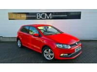 Volkswagen Polo 1.0 Match Edition (s/s) 5dr Hatchback Petrol Manual