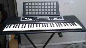 Yamaha keyboard excellent condition and sound