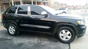 2011 Jeep Grand Cherokee Laredo with only 67,000km