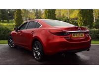 2017 Mazda 6 2.2d (175) Sport Nav 4dr Automatic Diesel Saloon