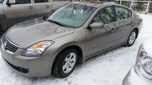 2008 Nissan Altima Peable Beach Sedan