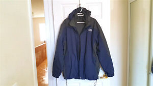 The North Face - ANDEN Triclimate - Double Layer    Rain Coat