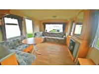 BARGAIN STATIC CARAVAN FOR SALE WHITLEY BAY SITE FEES INCLUDED!!