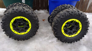 Can Am XDS Rims
