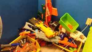 Lot of nerf guns for sale