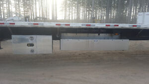 53' Great Dane Flat Bed Trailer Cambridge Kitchener Area image 3