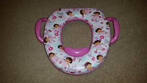 Dora Soft Potty Training Seat