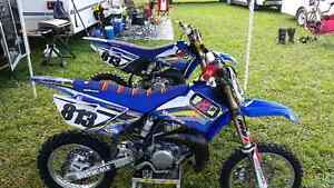 2 2015 yz 85's
