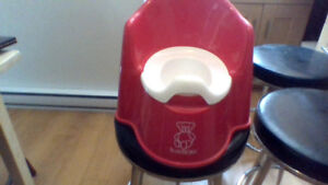 Stroller, Booster Chairs and Potty