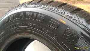 Barum Polaris winter tires 195/65R15 - by Continental
