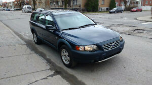 volvo v70 Xc Cross country 2002