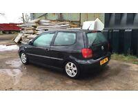 VW POLO 6n2 TDI DIESEL 2000