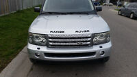 2006 Land Rover Range Rover Sport Supercharged with low kms!!