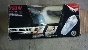 Dust buster vacuum black and decker