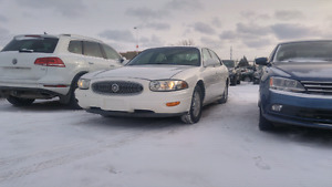 2003 lesabre limited reduced 123600km