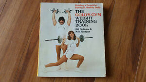 Vintage 70's bodybuilding techniques book