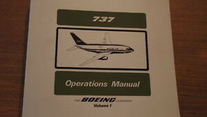 Boeing 737 Operations Manual West Island Greater Montréal image 3