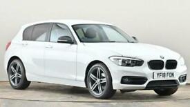 image for 2018 BMW 1 Series 118i [1.5] Sport 5dr [Nav] Step Auto Hatchback petrol Automati