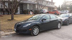 2013 Mazda Mazda6 Sedan