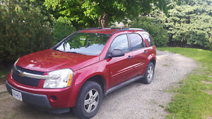 2006 Chevrolet Equinox red SUV, Crossover. MOTIVATED TO SELL!