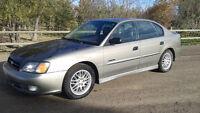 2001 Subaru Legacy Limited (AWD)