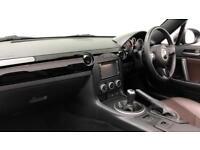 2012 Mazda MX-5 2.0i Venture Edition 2dr Petrol maroon Manual