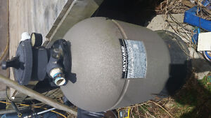 Hayward pool sand filter for sale