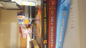 Books  hunger game series