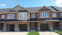 Never-lived in 4 Bedroom + Den - Townhouse in Stoney Creek