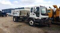 2008 GMC T-7500 Road patcher