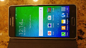 Good Condition Samsung Galaxy Alpha