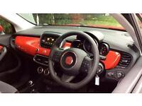 2017 Fiat 500X 1.4 Multiair Pop Star 5dr Manual Petrol Hatchback