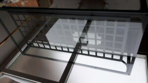 Ikea Glass dining room table