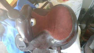 2 selle a cheval