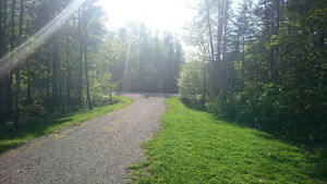 Terrain de 3,5 acres Laurentides