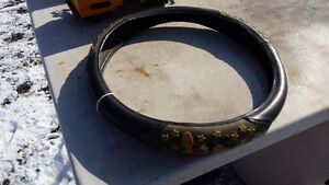 MICKEY MOUSE CAR STEERING WHEEL COVER  reduced