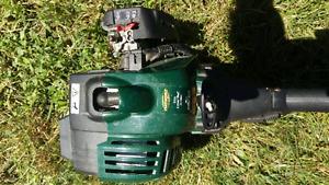 Yardworks gas trimmer