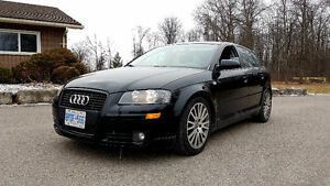 2008 Audi A3 2.0L Turbo ***Low Mileage***