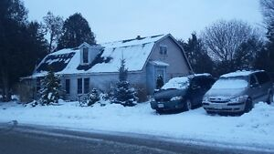 Perfect Large Family Home in Norwich, Ontario --- Needs Some TLC