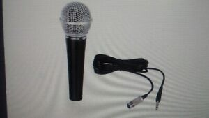 Pyle-Pro Professional Moving Coil Dynamic Handheld Microphone