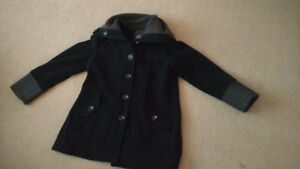 WINTER COAT, PURCHASED AT THE BAY IN TORONTO FOR $110