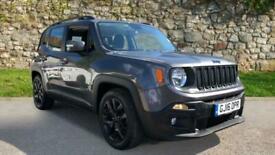 image for Jeep Renegade 1.6 Multijet Dawn Of Justice 5 Hatchback Diesel Manual