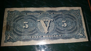 1912 train note very very RARE!! in great condition for its year London Ontario image 3
