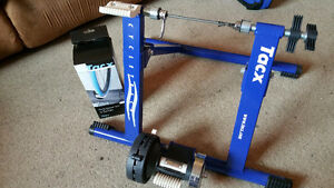 Tacx Indoor Cycle Trainer + FREE training tire
