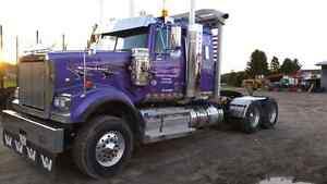 Camion western star 2014